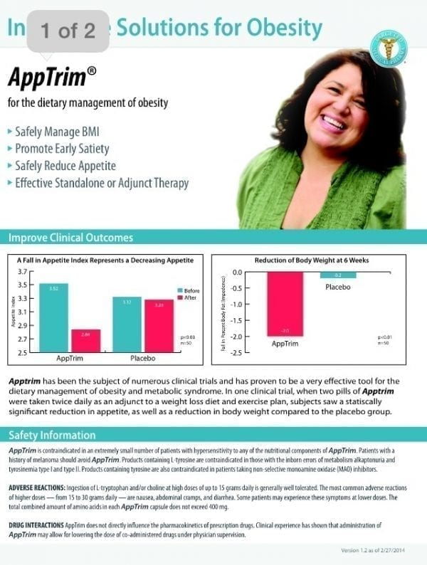 AppTrim Innovative Solutions for Obesity