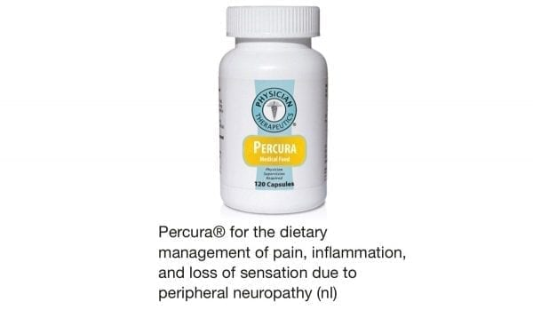 Physician Therapeutics Percura Medical Food