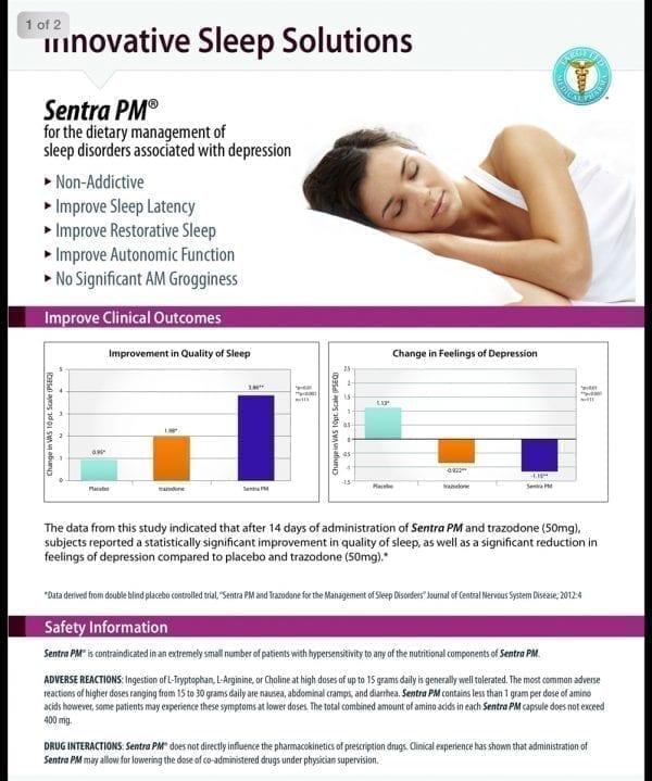 Sentra-PM Innovative Sleep Solutions