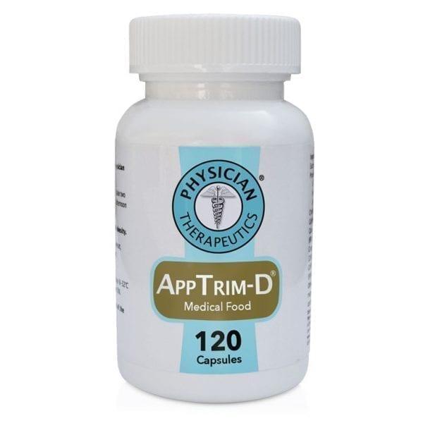 Physician Therapeutics AppTrim-D Medical Food