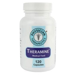 Physician Therapeutics Theramine Medical Food